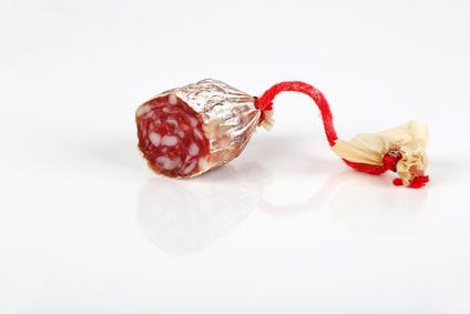 Wurstende und Wurstzpfel